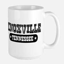 Knoxville Tennessee Large Mug
