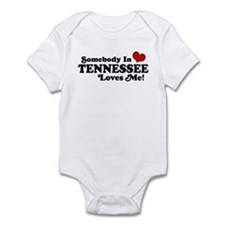 Somebody In Tennessee Loves Me Infant Bodysuit