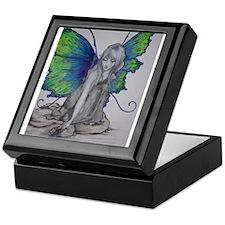 Fairy in Color (Light) Keepsake Box