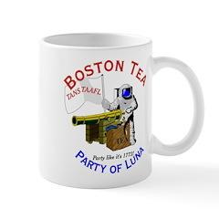 BTP gent's lunar Mug