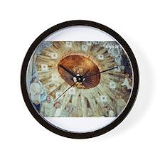 San Juan Church Wall Clock