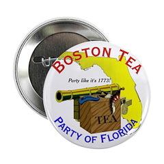 "Florida Gents 2.25"" Button"