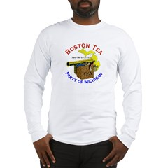 Michigan Gents Long Sleeve T-Shirt