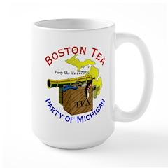 Michigan Gents Mug