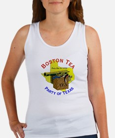 Texas Ladies Women's Tank Top