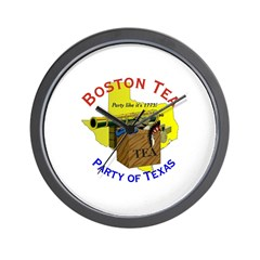 Texas Ladies Wall Clock