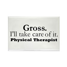 Unique Therapist Rectangle Magnet