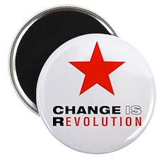 Change is rEvolution Magnet