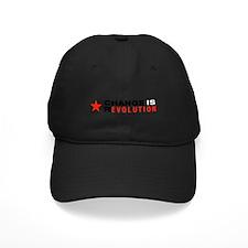 Change is rEvolution Baseball Hat