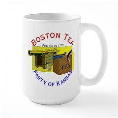 Kansas Gents Mug