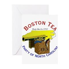 North Carolina Ladies Greeting Cards (Pk of 20)