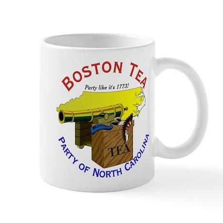 North Carolina Ladies Mug