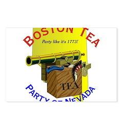 Nevada Ladies Postcards (Package of 8)