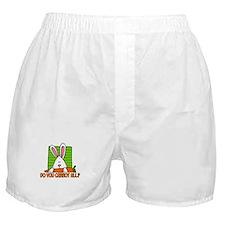 do you carrot all? Boxer Shorts