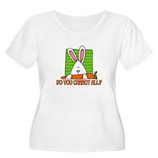 do you carrot all? T-Shirt