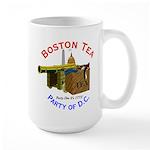 DC al fine Large Mug