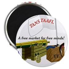 Free Marketeers Magnet