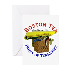 Tennessee Greeting Cards (Pk of 20)