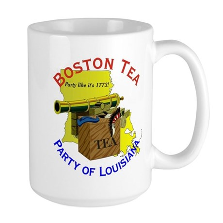 Louisiana Large Mug