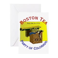 Colorado Greeting Cards (Pk of 20)