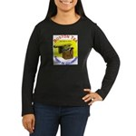 Colorado Women's Long Sleeve Dark T-Shirt