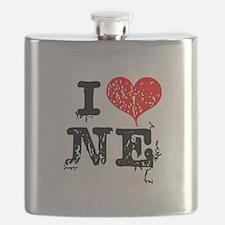 Cute Bistro Flask
