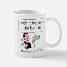 Activist Juges Mug