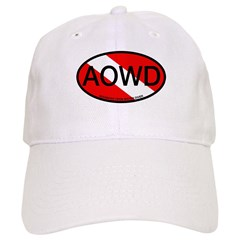 http://i3.cpcache.com/product/293033776/aowd_oval_dive_flag_baseball_cap.jpg?color=White&height=240&width=240