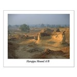 Harappa Mound A/B Poster