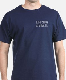 Expecting a miracle BOYS2 T-Shirt