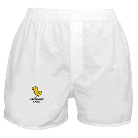 Greenville Chick Boxer Shorts