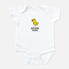 Wilson Chick Infant Bodysuit