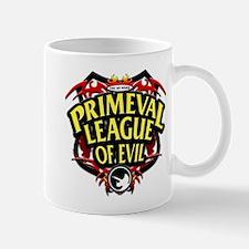 Primeval League of Evil Mug