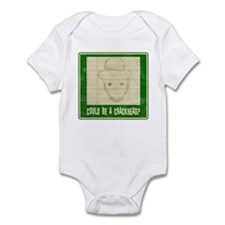 Crichton Leprechaun 1 Infant Bodysuit