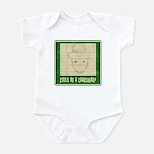 Crichton Leprechaun 1 Infant Bodysuit