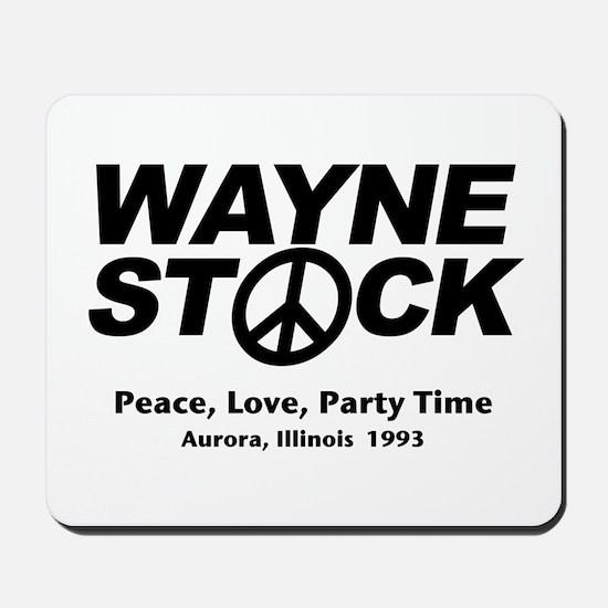 Waynestock Mousepad