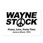 Waynestock Postcards (Package of 8)