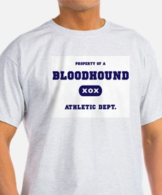Property of my Bloodhound T-Shirt