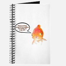 Cranky Goldfish Journal