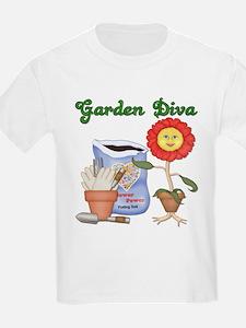 Garden Diva T-Shirt