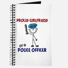 Proud Girlfriend 1 (Police Officer) Journal
