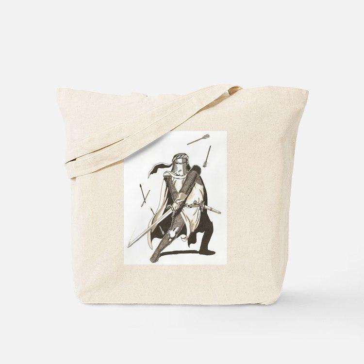 Cute Paladin Tote Bag
