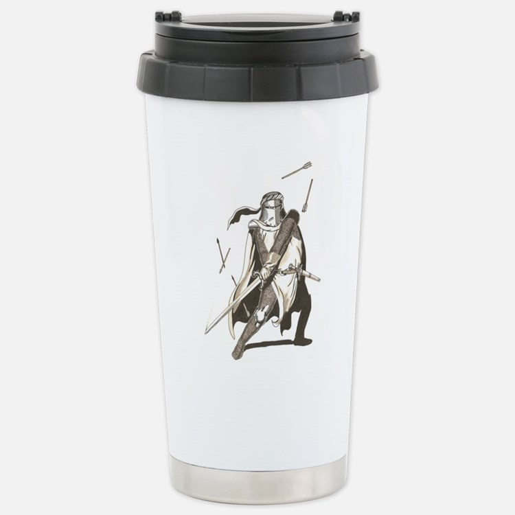 Cute Paladin Travel Mug