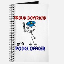 Proud Boyfriend 1 (Police Officer) Journal