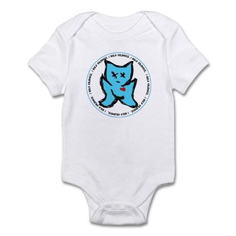 I hold grudges. Infant Bodysuit