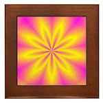 Retro Framed Tile