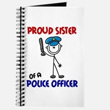 Proud Sister 1 (Police Officer) Journal