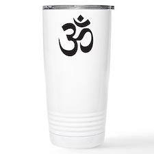OM Ceramic Travel Mug