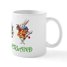 WONDERLAND Small Mugs