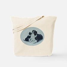 Puppy Kisses Tote Bag